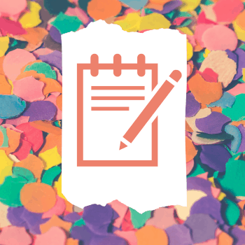 hen party planning checklist icon