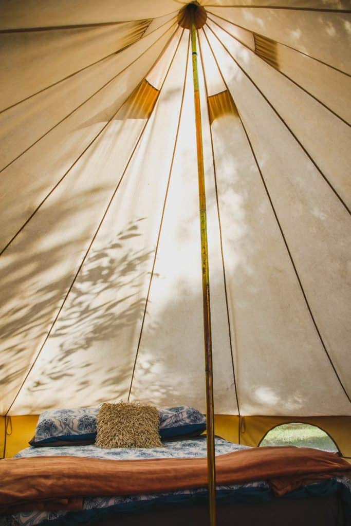 hen party ideas glamping