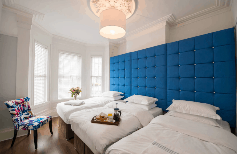 image of beds at liverpool hen do house