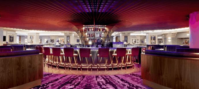 bar hard rock hotel london